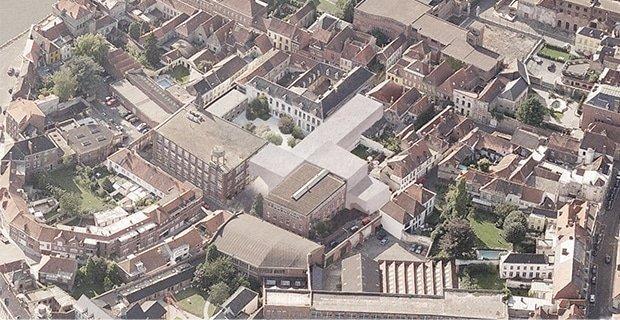 La nuova facolt di architettura in belgio firmata dai - Condensa in casa nuova costruzione ...
