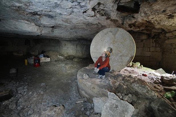 Il catasto delle grotte e del patrimonio ipogeo